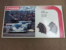 ^ Carrera Pro F1 Slot Car Tracks 2 X 90 degree Curve  #71505 in Original box
