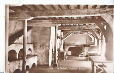 Lincolnshire Postcard - The Kitchen - Guildhall - Boston - Real Photograph DP777