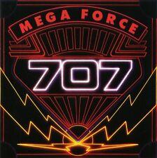 707 - Mega Force +6 / New CD 1982/2004 Remastered / 80's U.S. AOR Kevin Chalfant