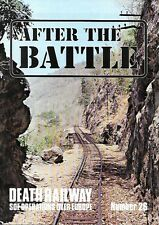 After The Battle 26 Japanese Death Railway Thailand SOE Europe Wood Viaduct