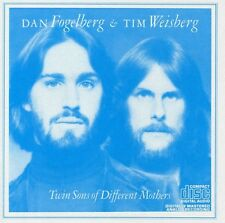 Dan Fogelberg - Twin Sons of Different Mothers [New CD]