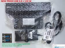 New Dell Latitude  E-Port PLUS PR02X USB 3.0 with PA-4E 130W Adapter. (No Box)