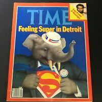 VTG Time Magazine July 21 1980 - Ronald Reagan Campaign / Newsstand