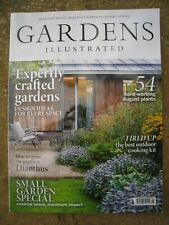 Gardens Illustrated August 2018 Only £5.50!!!!!! + Free P&P
