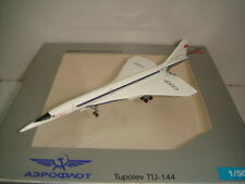 "Herpa Wings 500 Aeroflot Tupolev TU-144S ""1970s color"" 1:500"