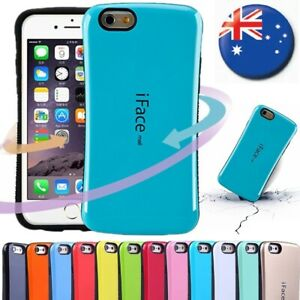 For iPhone 6/ 6s/ 7/ 8 Plus Hard Case Cover Back Bumper Shockproof Apple iFace