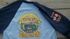 Rare LEVON HELM Grammy Winner CONCERT Jersey Shirt L U.S. CANADA The Band