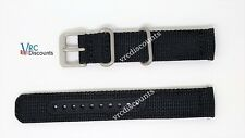 18 mm 'Military' Nylon Watch Band/Strap Replacement - 4K13JZ