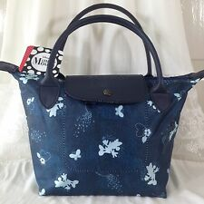 "DISNEY MICKEY MOUSE Bag Handbag Purse Tote Shopper Bag W 12"" x H 8"" cm (S)."