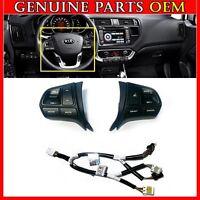 OEM Steering Wheel Control Switch Auto Cruise 3PCS 2012 2013 2014 2015 RIO RIO5