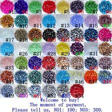 Free ship 1000 PCS swarovski crystal 4 mm 5301 Bicone Beads