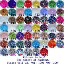 Free ship 1000 PCS swarovski crystal 4 mm 5301 Bicone Beads