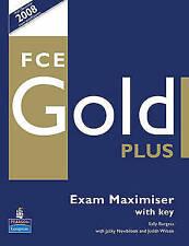FCE Gold Plus Maximiser (with Key) (Gold)