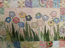 Pretty n Pink -  quilt pattern by Therese Hylton