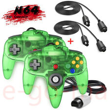 N64 Wired Controller Gamepad Joystick Joypad for Nintendo 64 Video Game Console