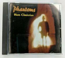 Hans Christian Phantoms CD 1994 Grabaciones Lejos Del Paraiso