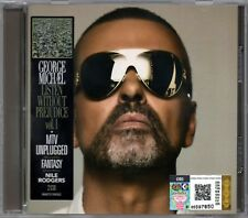 GEORGE MICHAEL Listen Without Prejudice vol.1 +MTV Unplugged MALAYSIA DELUXE 2CD