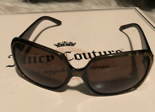BabyPhat Brown Striped Oversized Square Rectangle Sunglasses B2056 BRGBN UV400