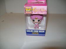 Funko Pocket Pop Keychain Sailor Moon Sailor Chibi Moon
