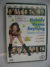 NOBODY KNOWS ANYTHING - DVD SIGILLATO PAL - MIKE MEYERS - MARGARET CHO