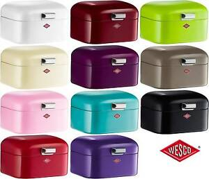Wesco Mini Grandy IN XS Format Small Storage Box - No Bread Box
