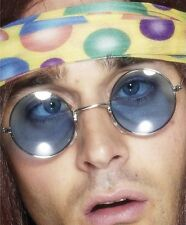 60s 1960s 70s Fancy Dress Hippy Hippie Glasses Stag Party New