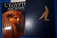 EGYPTE ANCIENNE,PHARAON CIVILISATION HISTOIRE,EGGEBRECHT,ILLUSTRE RELIE SUPERBE