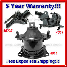 L427 For 05-07 Honda Accord 3.0L MANUAL FR Motor & Suspension & Trans Mount