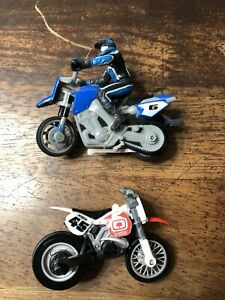 HOT WHEELS ? MATTEL Motorcross Motorcycles B