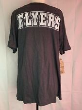 New NWT Philadelphia Flyers Men's Black T-Shirt 47 Brand Size XL