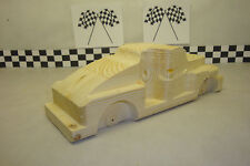 Pinewood Derby Pre-cut #27-30L Mater Tow Truck? Add in a Tow Boom?  Light Truck!
