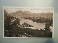 Ansichtskarte Rolandseck Nonnenwerth u. Siebengebirge