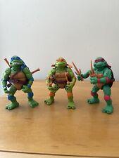 Incomplete Playmates 2021 Turtles Movie Star Leonardo Raphael Michelangel Target