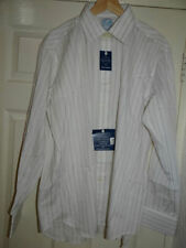 Double Cuff Classic Fit Dry-clean Only Formal Shirts for Men