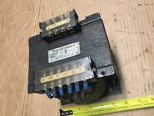 Nagoya Ikko Transformer TR1 315 800VA 200-220 volt single phase 100-28-30-82 vac