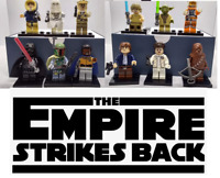 Brand New Custom  Star Wars set from the 1980 film The Empire Strikes Back