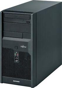 FUJITSU ESPRIMO  P2560 INTEL DUAL CORE E5500  2.8GHZ /4GB:WINDOWS 10  PRO