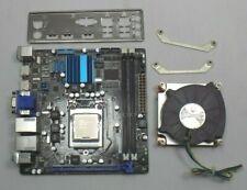 Aaeon Mini ITX Motherboard EMB-B75A Includes i3-3220 I/O 4GB RAM Heatsink