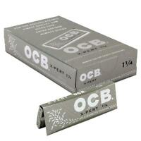 24pc Display - OCB X-Pert Rolling Papers - 1 1/4""