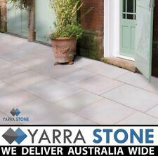 Sandstone Pavers / Natural Stone Paver /  MINT WHITE Sandstone 500x500x20mm