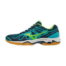 Mizuno WAVE PHANTOM Indoor Shoes Badminton Squash Dress Blue Indoor X1GA166036