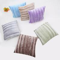 Sofa Pillow  Plush Cushion Plush Throw Cushion Cover for Sofa Home Deco