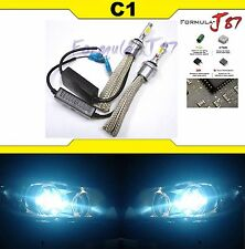 LED Kit C1 60W 898 8000K Icy Blue Fog Light Bulb Replace Upgrade Lamp Plug Play