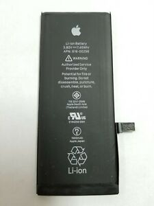 Original OEM Authentic Apple iPhone 7 Battery Replacement 1960mAh Official