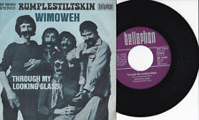 "Rumplestiltskin ‎-Wimoweh / Through My Looking Glass- 7"" 45 GER, Bellaphon ‎"