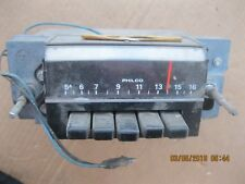 Radio for 1973 Ford Mustang part number D3ZA-18806