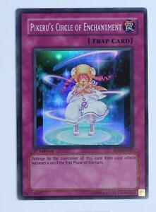 Yugioh - Pikeru's Circle of Enchantment - RDS-EN057 -  1st Edition