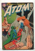 The Atom #33 VG+ Amazing Arsenal Of The Atom Assassin   DC Comics CBX3