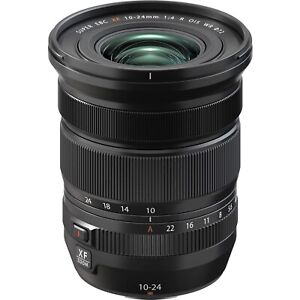 New Fujifilm Fujinon XF 10-24mm f/4 R OIS WR Lens