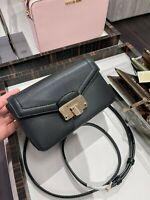 NWT Michael Kors MK Kinsley Medium 5 in 1 crossbody bag Black